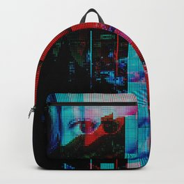 Face of a thousand Voices Backpack