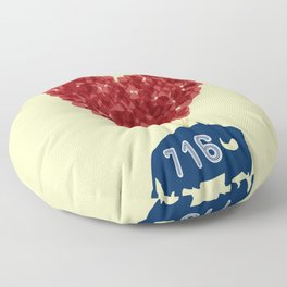 FLOAT ON Floor Pillow
