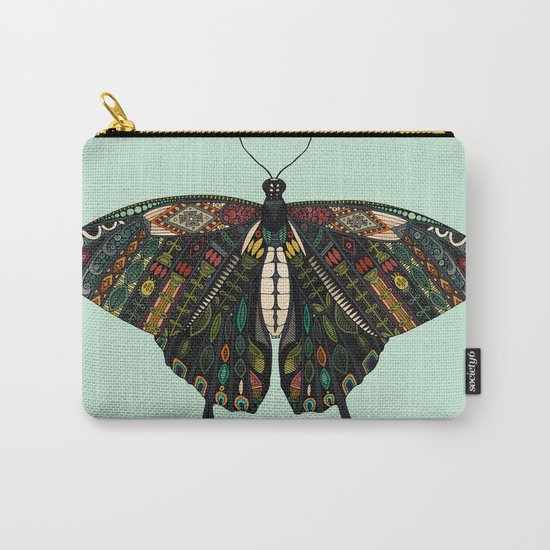 swallowtail butterfly mint Carry-All Pouch