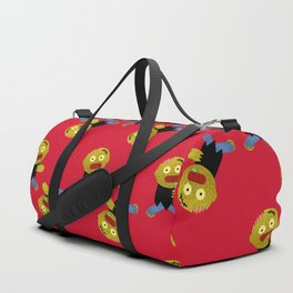 golden zombie Duffle Bag