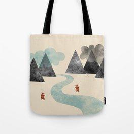 River Friends Tote Bag
