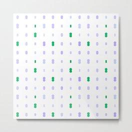 Cellular Division Metal Print