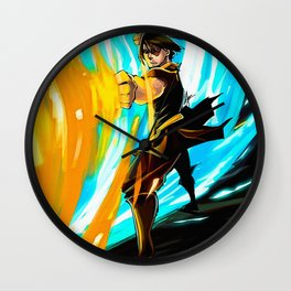 Avatar The Las Airbender Wall Clock