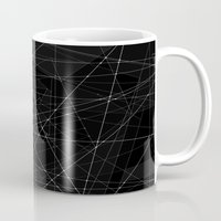 constellations Mugs featuring Constellations by Dood_L