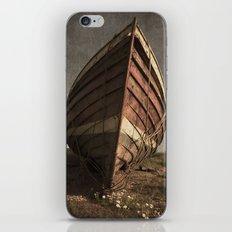 One Proud Boat iPhone & iPod Skin