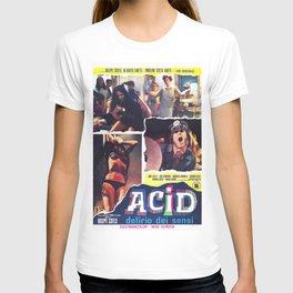 Acid - Delirio dei sensi T-shirt