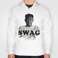tyler the creator Hoodies featuring Tyler The Creator SWAG by Misadventures