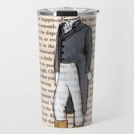 Mr Darcy Travel Mug