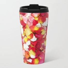 Moroccan Rose Petals Travel Mug