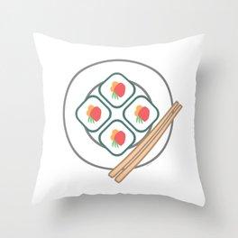 Itadakimasu! Throw Pillow