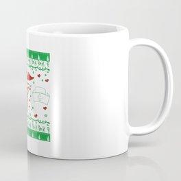NURSE CHRISTMAS Coffee Mug