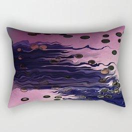 Ragged Tears of the Fallen Rectangular Pillow