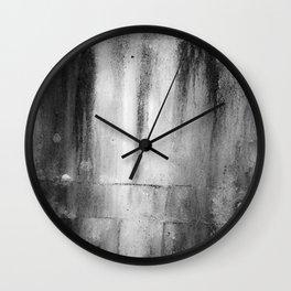 Halloween Rust Wall Clock