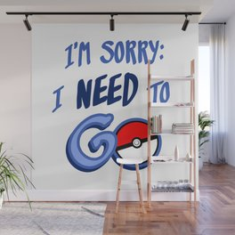 So sorry Wall Mural