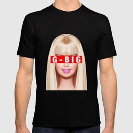Big Little Barbie (G-Big) T-shirt