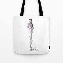 Gisele Bethea Tote Bag