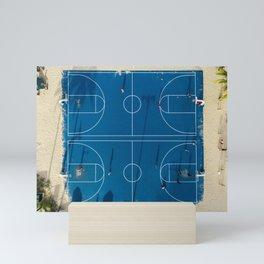 Basket 2 Mini Art Print