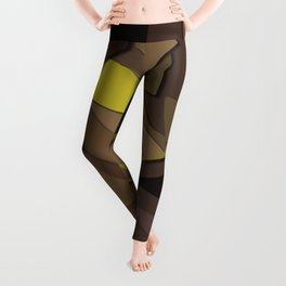 Abstract #8 Leggings