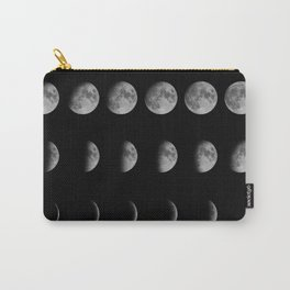 Moonfaces Carry-All Pouch