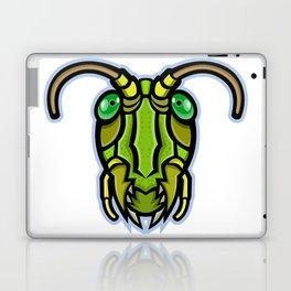 Grasshopper Head Mascot Laptop & iPad Skin