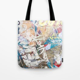 Lafayette and West 8th Tote Bag