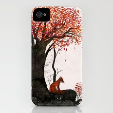 Fantastic Mr. Fox Doesn't Feel So Fantastic Anymore Slim Case iPhone (4, 4s)