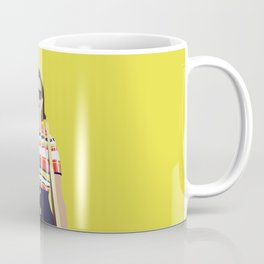 Peggy Olson Mad Men Coffee Mug