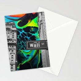 wallstreet! Stationery Cards