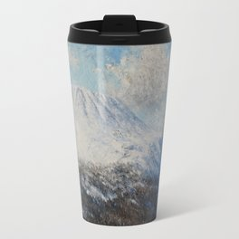 Gaustatoppen Travel Mug
