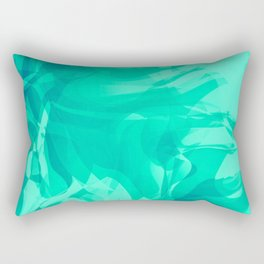 Reflective Musing Rectangular Pillow