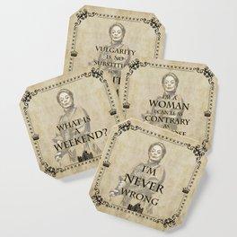 Dowager countess quotes Coaster