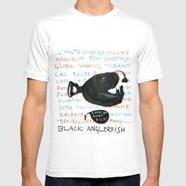 Black Anglerfish T-shirt