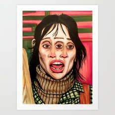 Wendy Art Print