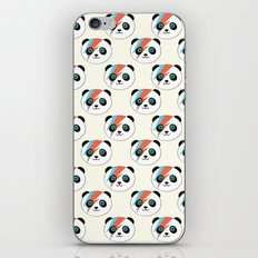 Bowie Panda  iPhone & iPod Skin