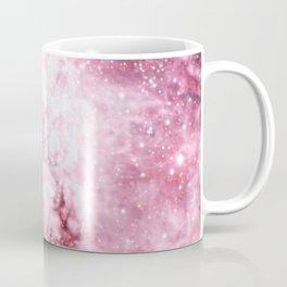 Pink Tarantuala Nebula Core Coffee Mug