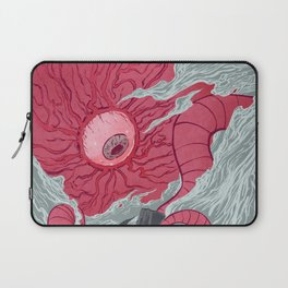 Crawling Eyes Laptop Sleeve