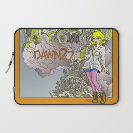 Dr. Langa: Dawn 27 Laptop Sleeve