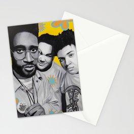 De La Soul Painting Stationery Cards