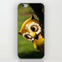 Harvey the Owl II iPhone Skin