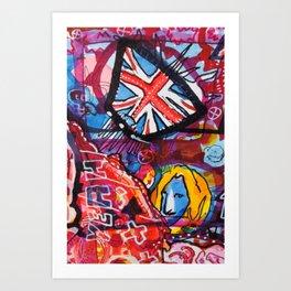 PUNK PUNK PUNK | Basquiat Picasso Kippenberger | 2013 Art Print