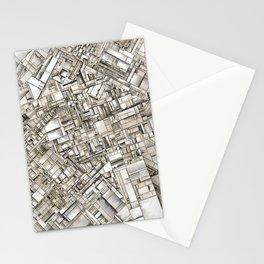 City 11 Stationery Cards
