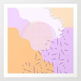 023 Art Print