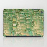 bar iPad Cases featuring Energy bar by Okti