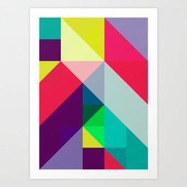 Minimal/Maximal Art Print