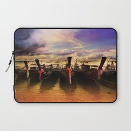 Sunset in PhiPhi Island. Laptop Sleeve