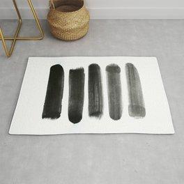 Shades of Gray Rug