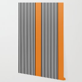 Liquorice allsorts, orange Wallpaper