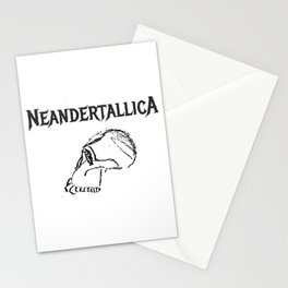 Neandertallica #2 Stationery Cards