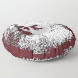 Karl Marx Floor Pillow