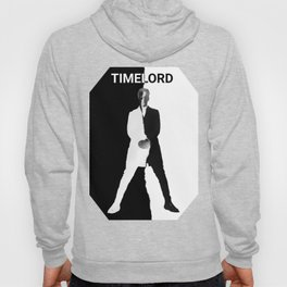 Abstract Timelord Art Hoody